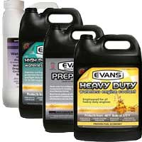 waterless engine coolant products